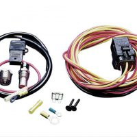 SPAL 185 Degree Thermo-Switch / Relay & Harness