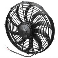 SPAL 1840 CFM 14in High Performance Fan – Push / Curved