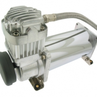 Air Lift Viair 380C Chrome Compressor – 200 PSI