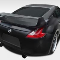 Duraflex 2009-2020 Nissan 370Z Vader 3 Rear Wing