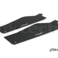 GK Tech S13 Silvia Radiator Cooling Panel Side Panels