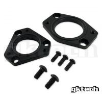 GK Tech S13 SR20DET T28 Turbo Clocking Adapter Plates