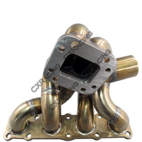 CX Racing Top Mount T3 TD05 Turbo Manifold – 08+Genesis Coupe 2.0T
