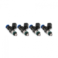 Injector Dynamics ID1050X Fuel Injectors 34mm Length 14mm Top O-Ring 14mm Lower O-Ring (Set of 4)
