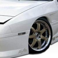 Duraflex 1986-1991 Mazda RX-7 M-1 Sport Front Fenders – 2 Piece