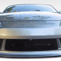 Duraflex 2003-2008 Nissan 350Z Z33 V-Speed Front Bumper Cover – 1 Piece