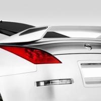 Duraflex  2003-2008 Nissan 350Z Z33 2DR Coupe N-2 Rear Wing Trunk Lid Spoiler – 1 Piece