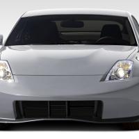 Duraflex 2003-2008 Nissan 350Z Z33 N-3 Front Bumper Cover – 1 Piece