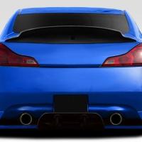 Duraflex  2008-2015 Infiniti G Coupe G37 Q60 R-Tech Wing Spoiler – 1 Piece