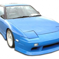 Duraflex V- Speed Body Kit – 4 Piece – 1989-1994 Nissan 240sx S13 2DR