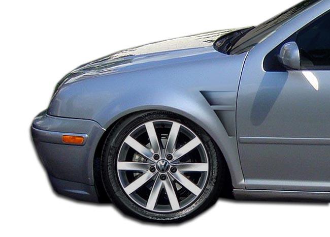 Duraflex 1999-2004 Volkswagen Jetta GT Concept Fenders – 2 Piece