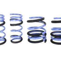 ISC Suspension Subaru Forester (incl XT) 13+ Triple S Front and Rear Lowering Springs