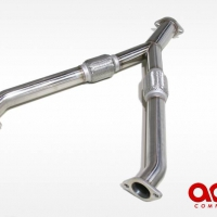 AAM Competition 2.5″ to 3″ Y Pipe (G35x and G37x AWD Sedan)