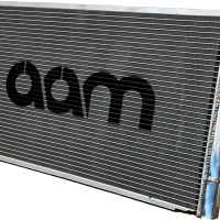AAM Competition Q50 & Q60 High Capacity Heat Exchanger