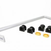 Whiteline 7/06+ Mazda 3 MPS Rear 27mm Heavy Duty Adjustable Swaybar