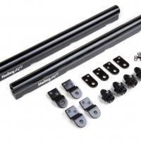 Holley LS Hi-Flow Holley EFI Fuel Rails – Fits LS1, LS2, LS3, LS6 & L99 Factory Inntakes