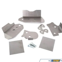 Turner Motorsport E46 Rear Chassis/Subframe Reinforcement Kit