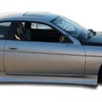Duraflex V-Speed Side Skirts – 1992-2000 Lexus SC300 SC400