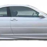 Duraflex 1999-2006 BMW 3 Series E46 R-1 Side Skirts
